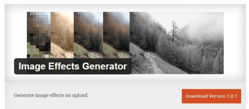 image-effects-generator